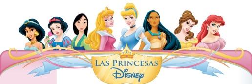 Las princesas Disney. Cortesía: www.mundodisney.net
